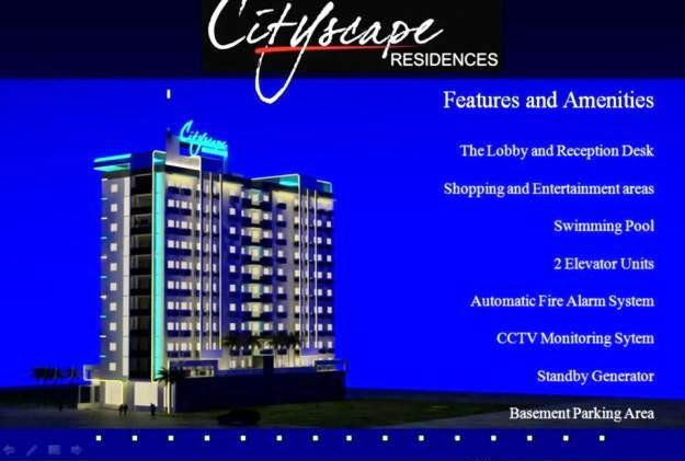 Cityscape Residences