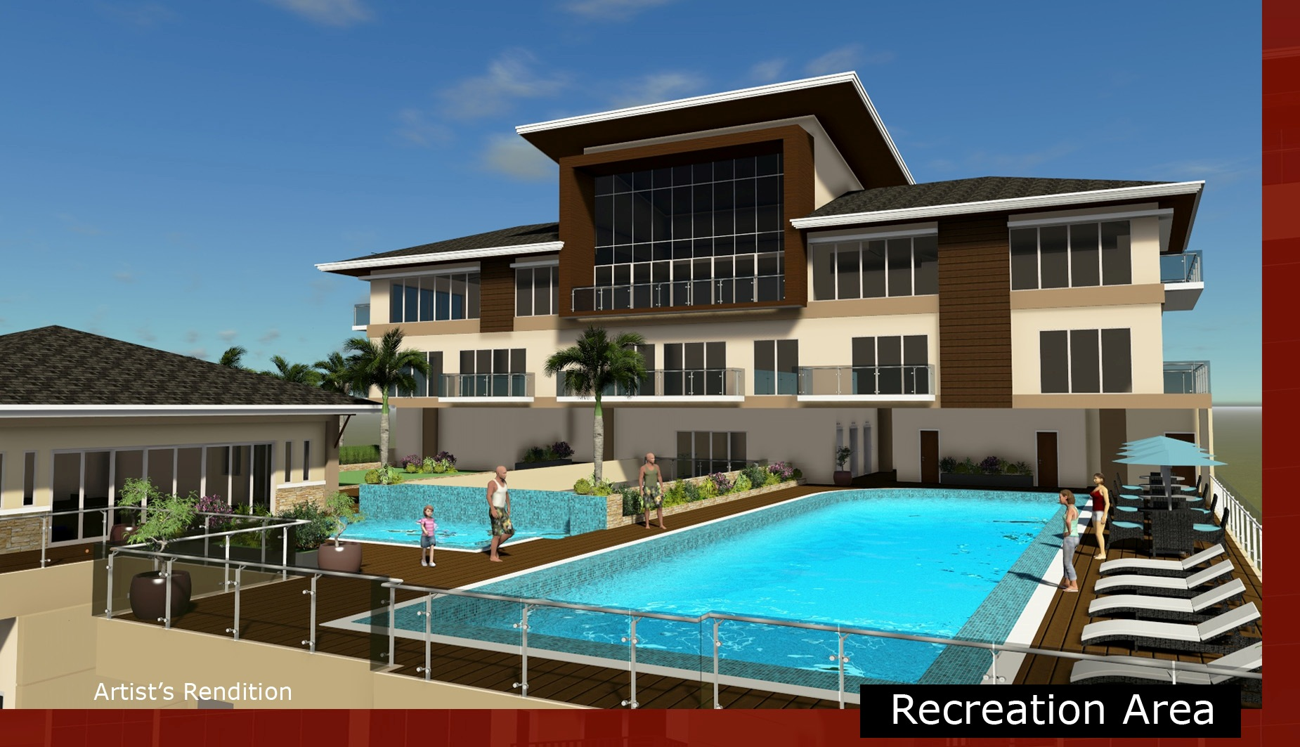 Amenities of O Residences